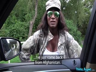 Негритянская девушка трахаются